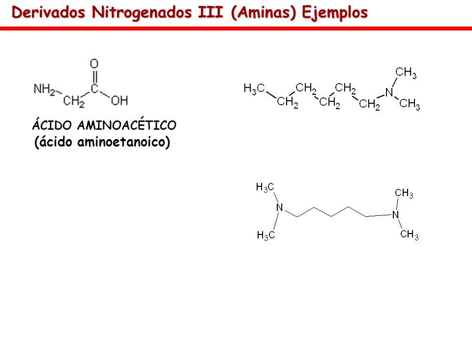 (ácido aminoetanoico)