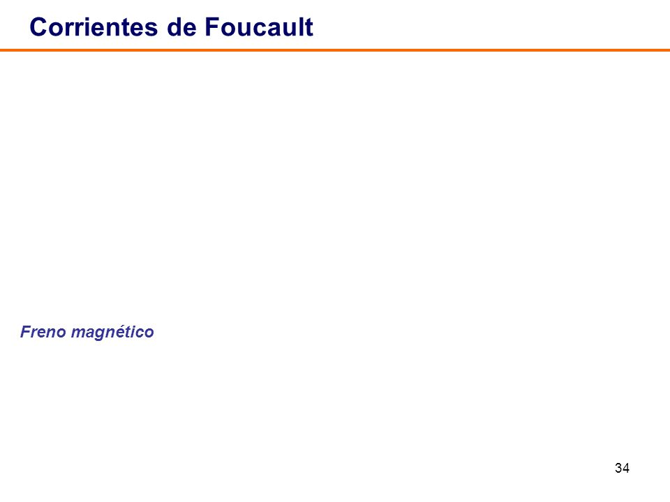 Corrientes de Foucault