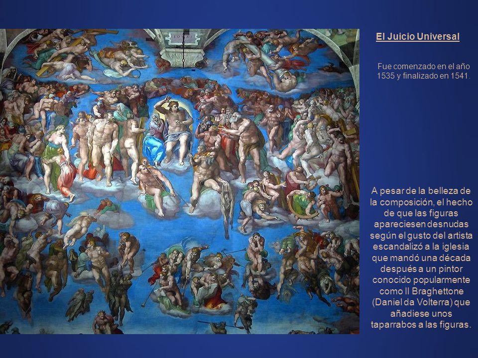 Fue comenzado en el año 1535 y finalizado en 1541.