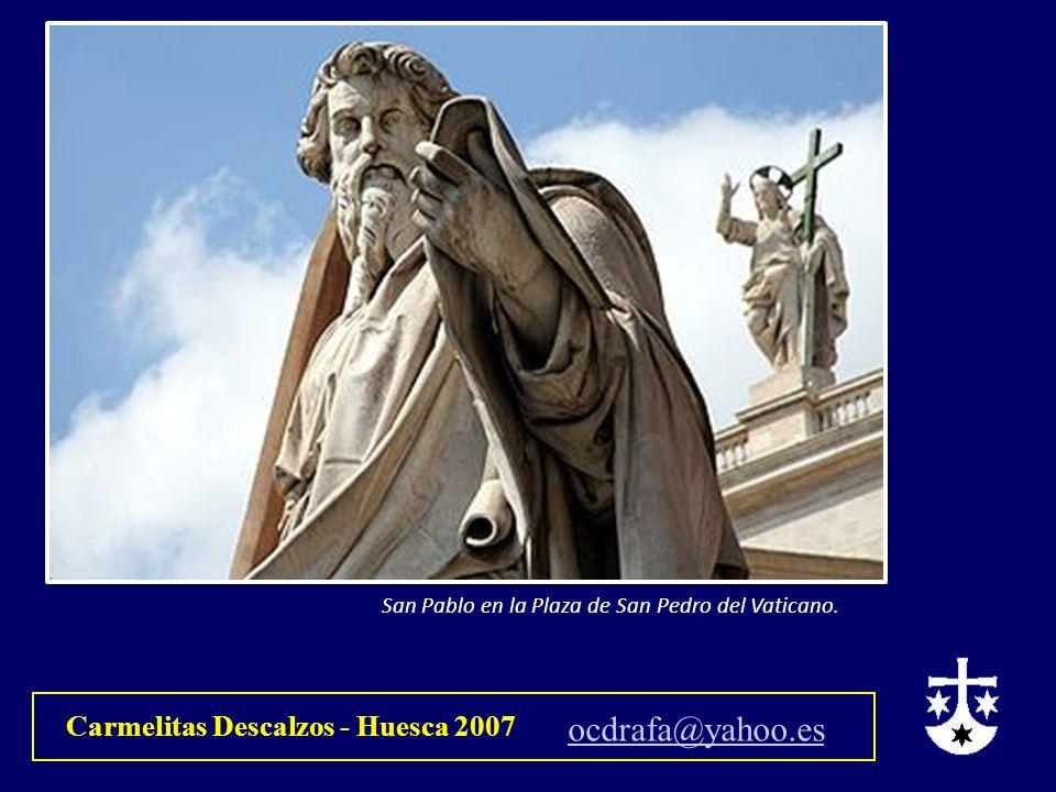 Carmelitas Descalzos - Huesca 2007