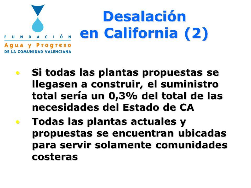 Desalación en California (2)