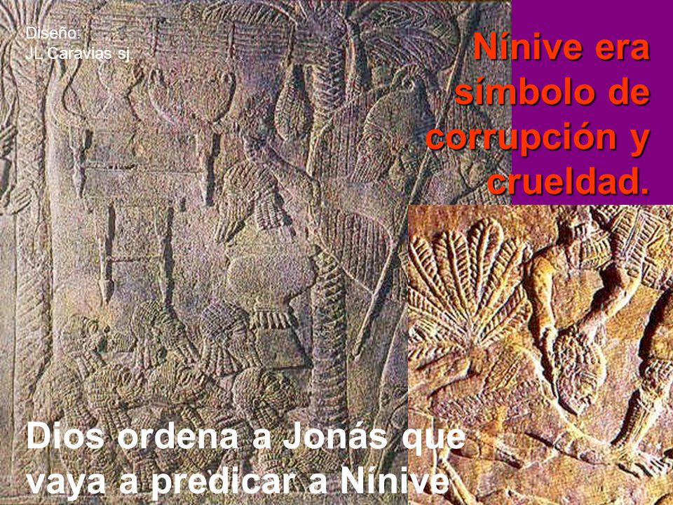 vaya a predicar a Nínive J