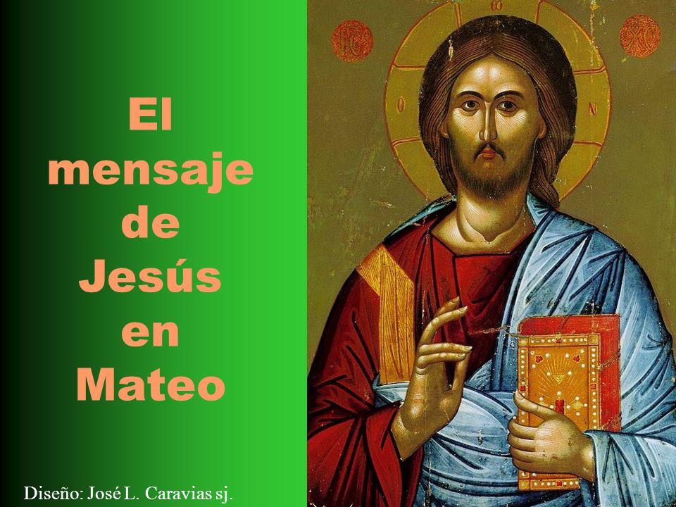 El mensaje de Jesús en Mateo