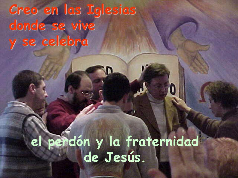 el perdón y la fraternidad