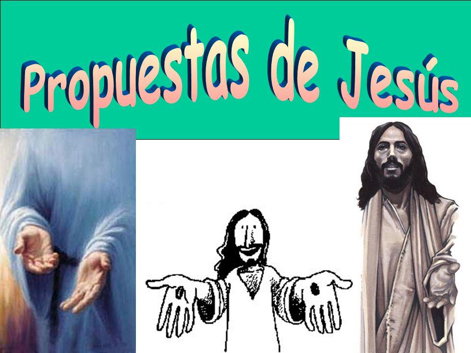 Propuestas de Jesús