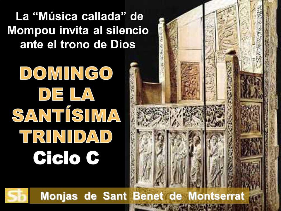 La Música callada de Mompou invita al silencio ante el trono de Dios