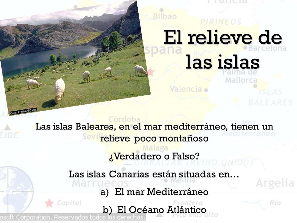 Las islas Canarias están situadas en…