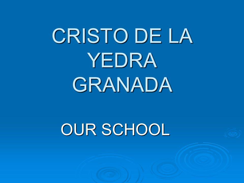 CRISTO DE LA YEDRA GRANADA