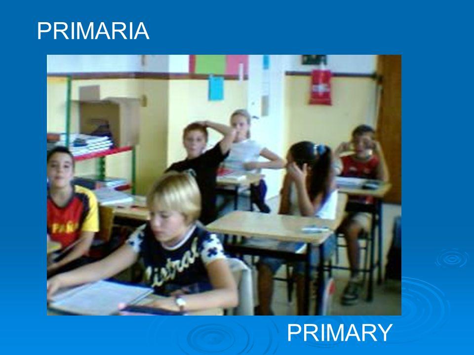 PRIMARIA PRIMARY