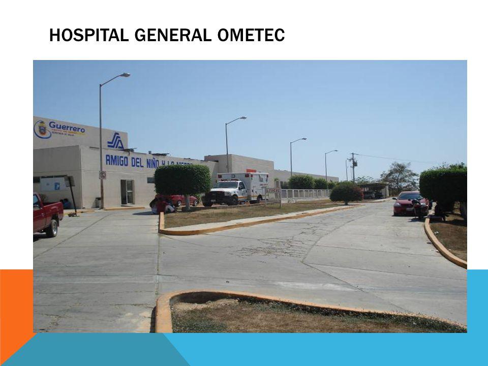 HOSPITAL GENERAL OMETEC
