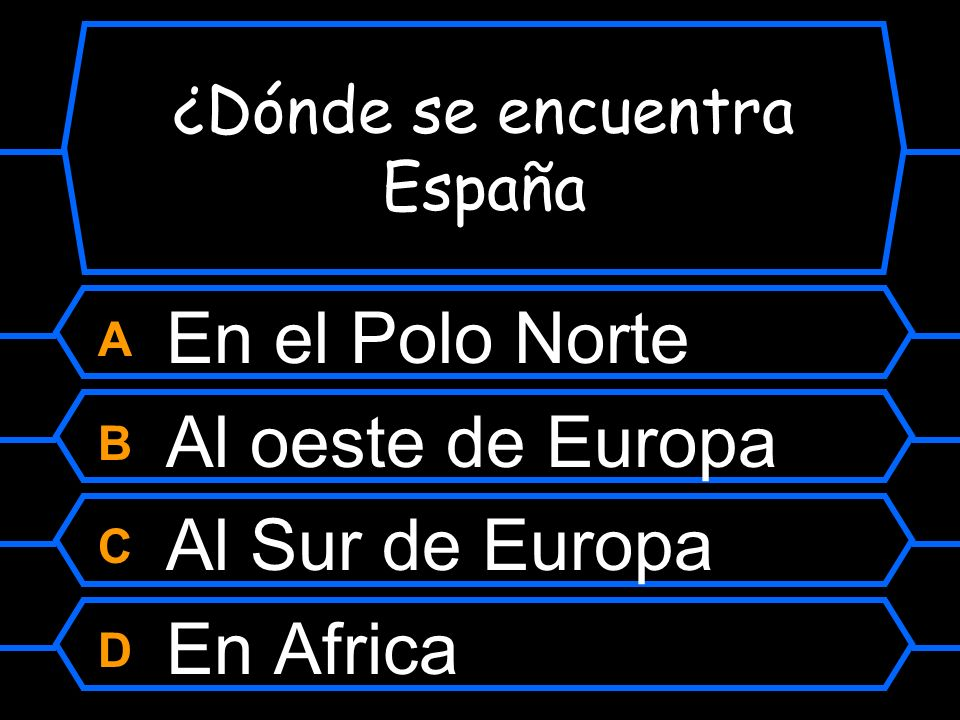¿Dónde se encuentra España