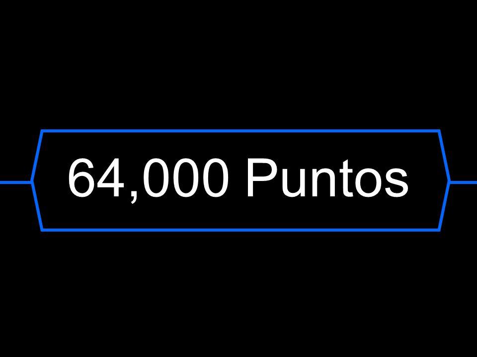 64,000 Puntos