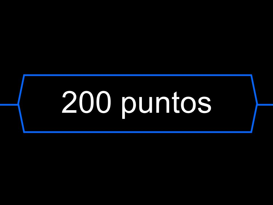 200 puntos