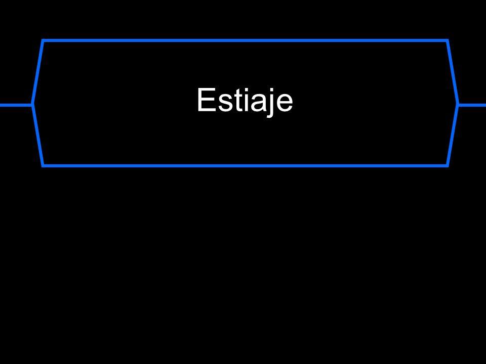 Estiaje