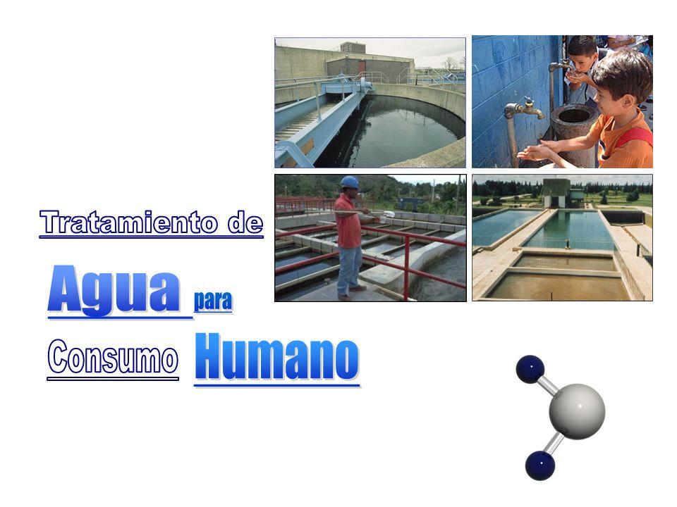 Tratamiento de Agua Consumo Humano para