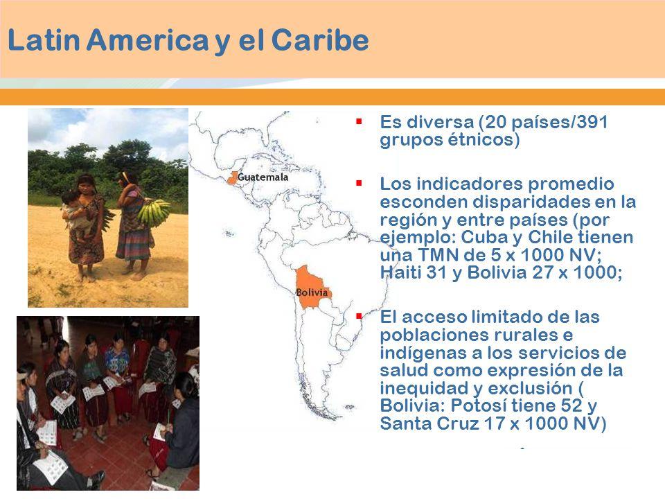 Latin America y el Caribe