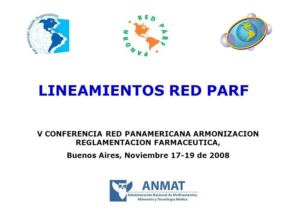 Buenos Aires, Noviembre 17-19 de 2008