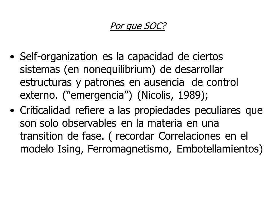 Por que SOC