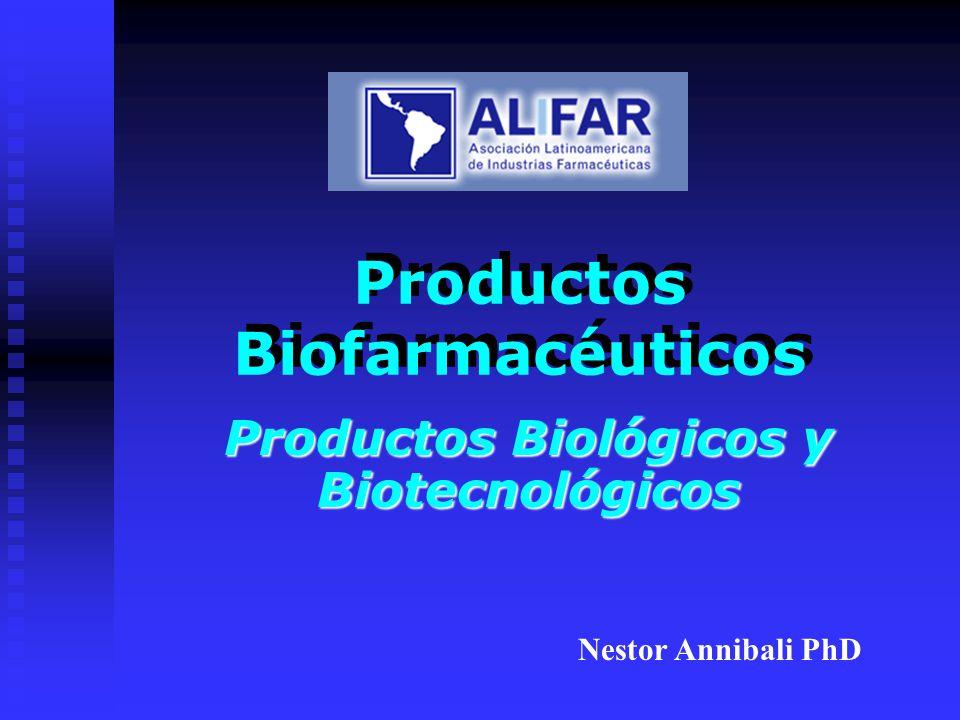 Productos Biofarmacéuticos