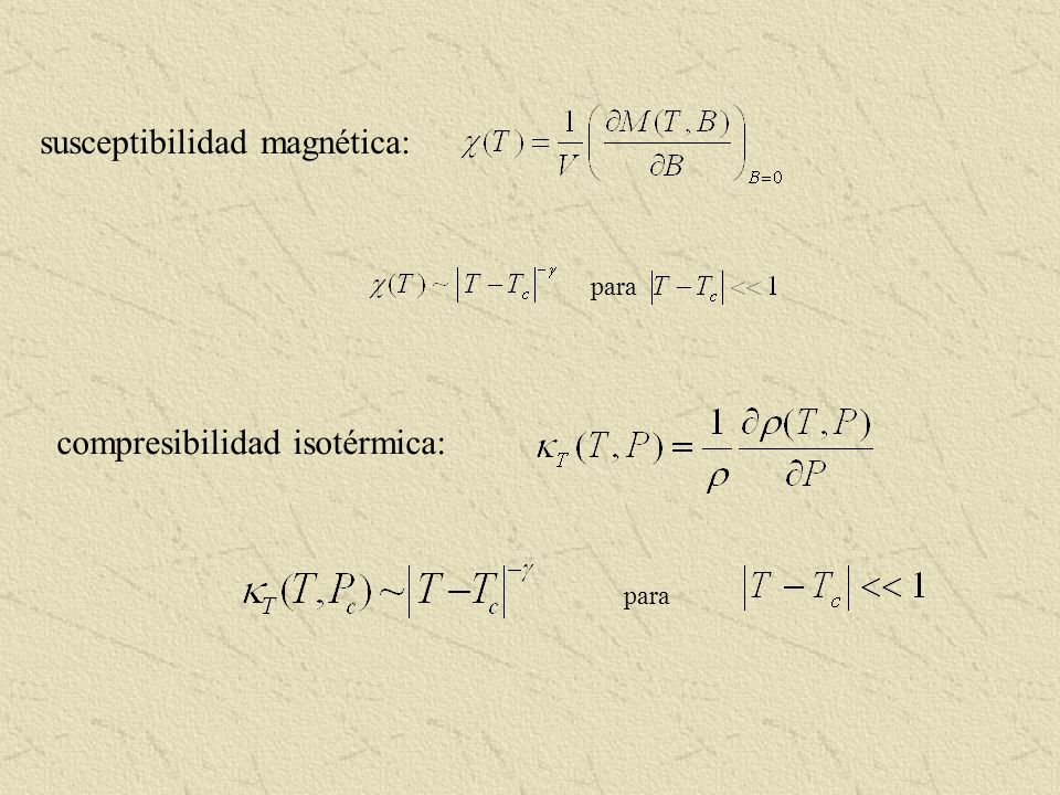 susceptibilidad magnética: