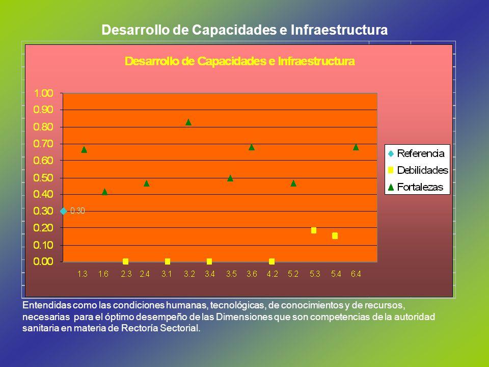 Desarrollo de Capacidades e Infraestructura