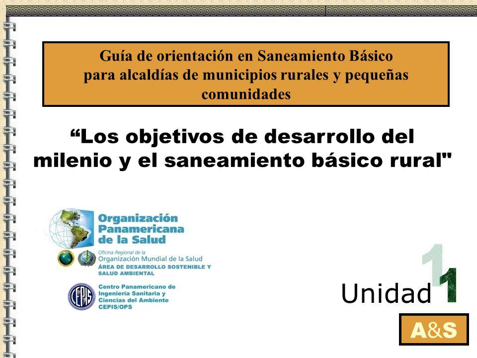 Guía de orientación en Saneamiento Básico para alcaldías de municipios rurales y pequeñas comunidades