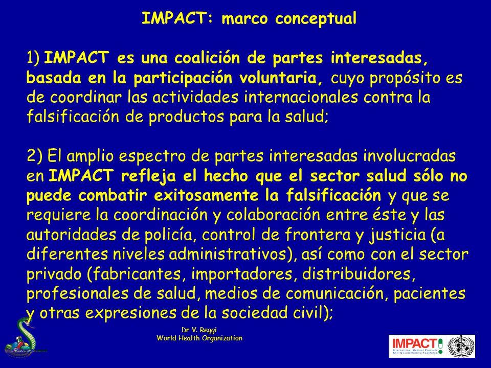 IMPACT: marco conceptual