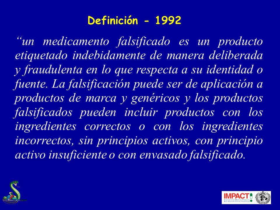 Definición - 1992