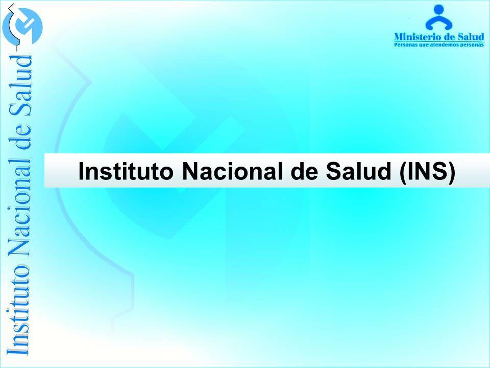 Instituto Nacional de Salud (INS)