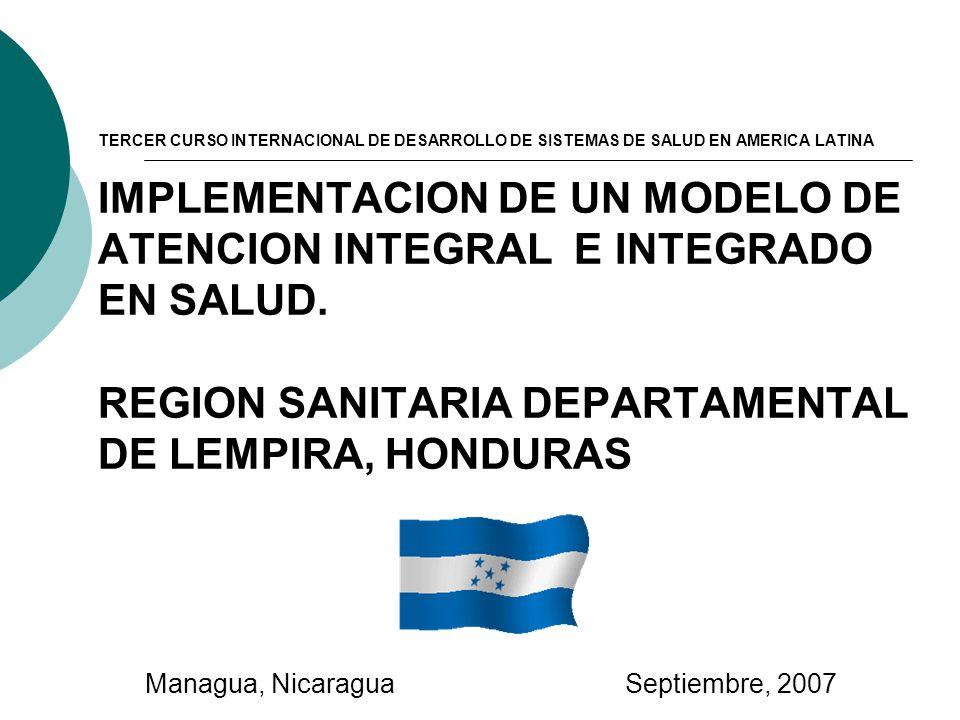 Managua, Nicaragua Septiembre, 2007