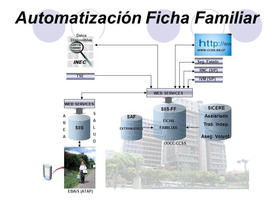 Automatización Ficha Familiar