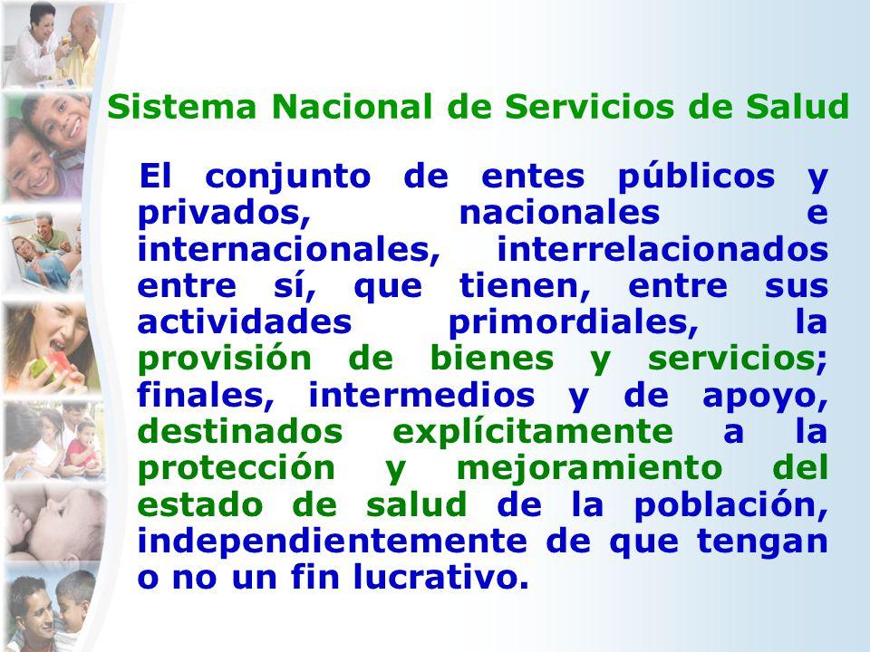 Sistema Nacional de Servicios de Salud