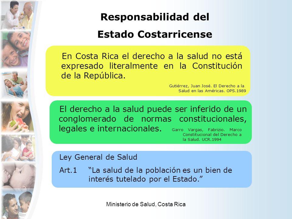 Responsabilidad del Estado Costarricense