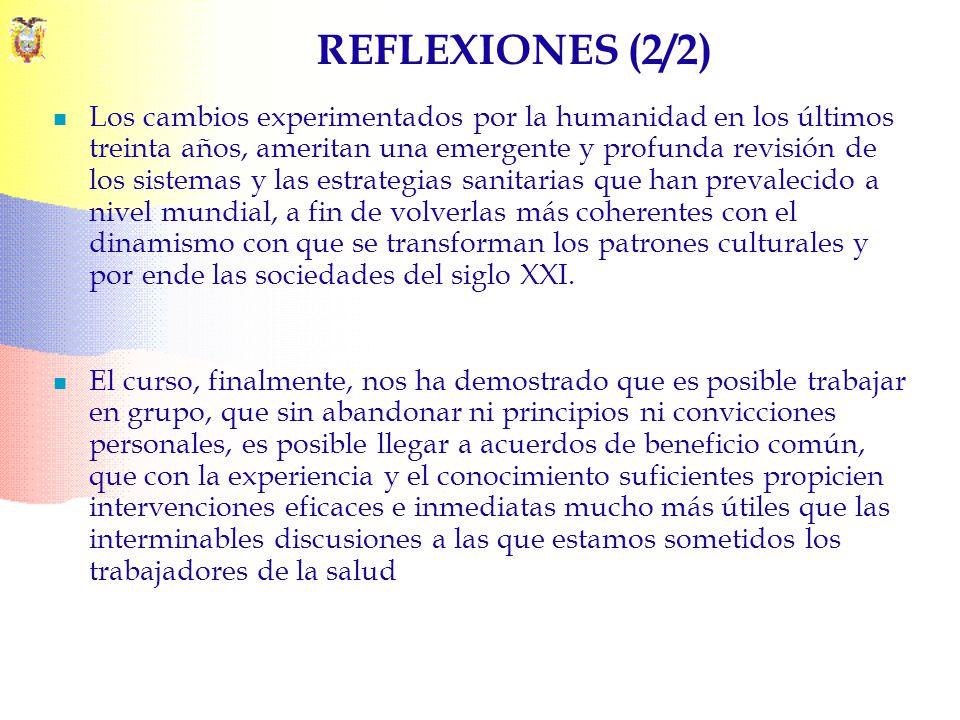 REFLEXIONES (2/2)