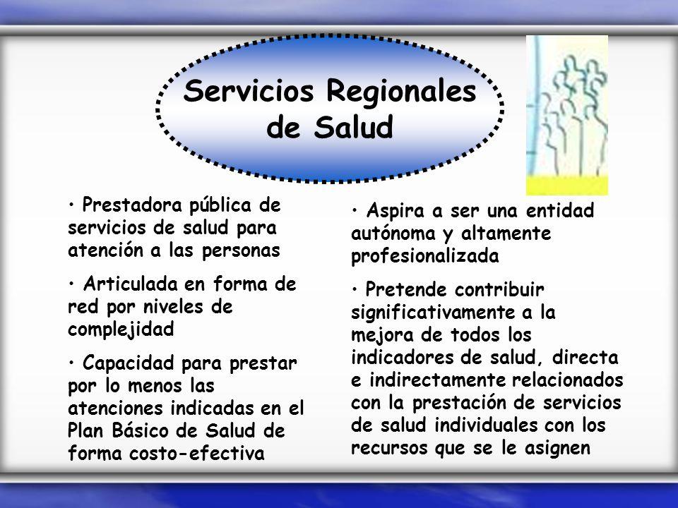 Servicios Regionales de Salud