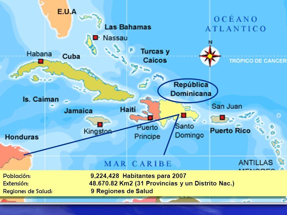 Somos un país pequeño que comparte con nuestros hermanos de Haití la isla española.