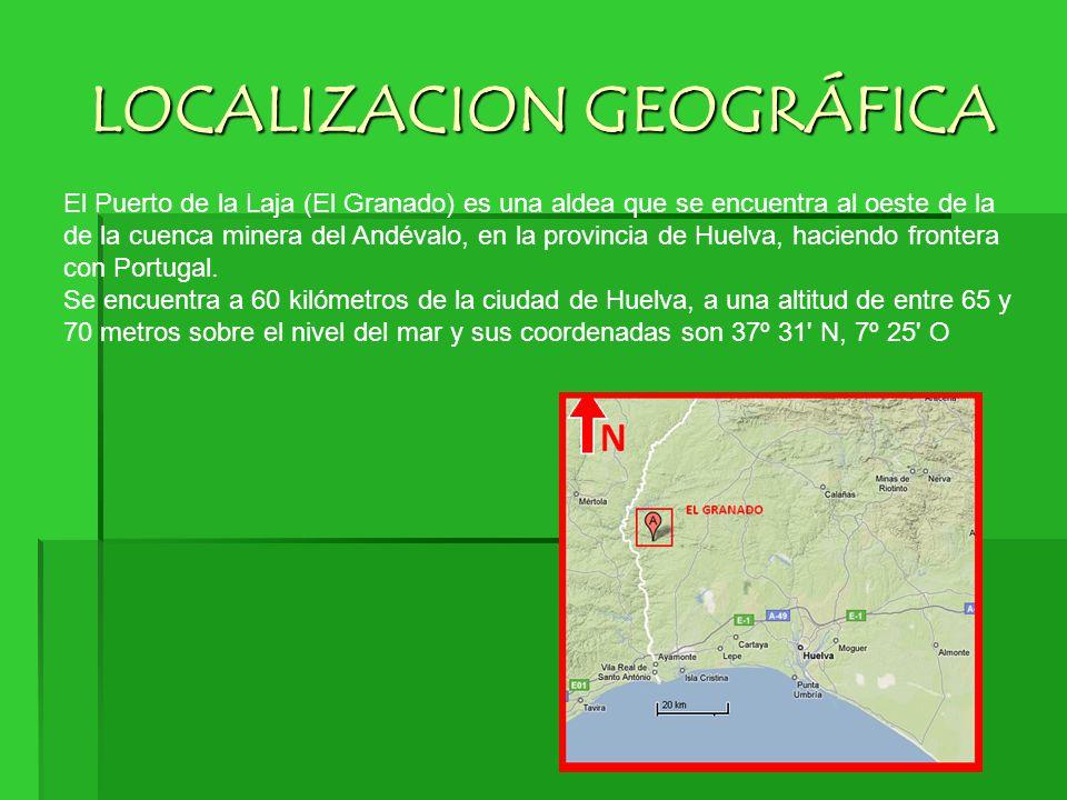 LOCALIZACION GEOGRÁFICA