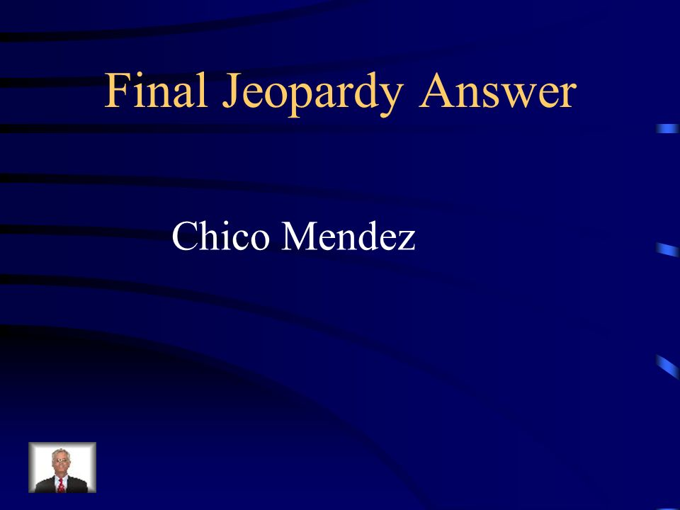 Jeopardy Game Powerpoint Template With Music