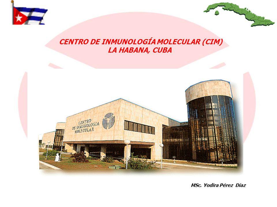 CENTRO DE INMUNOLOGÍA MOLECULAR (CIM)