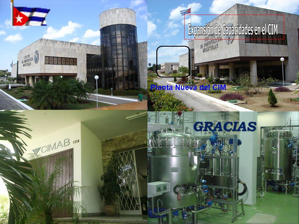 Planta Nueva del CIM GRACIAS