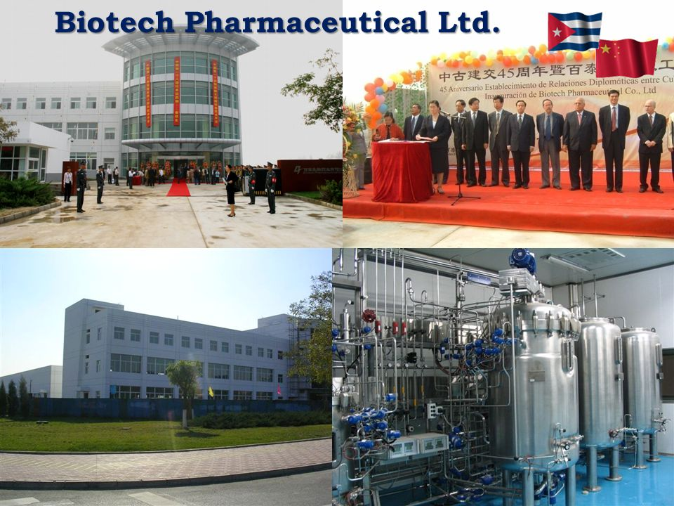 Biotech Pharmaceutical Ltd.