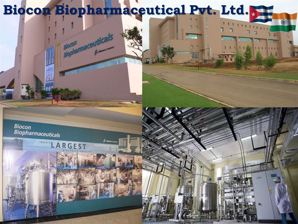 Biocon Biopharmaceutical Pvt. Ltd.