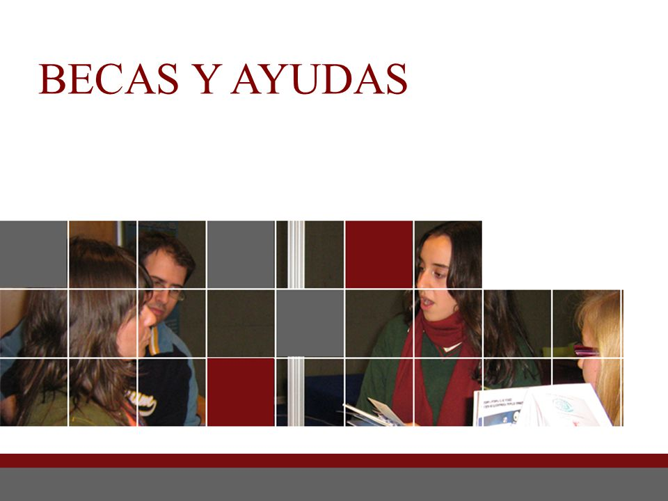 BECAS Y AYUDAS 55 55 55