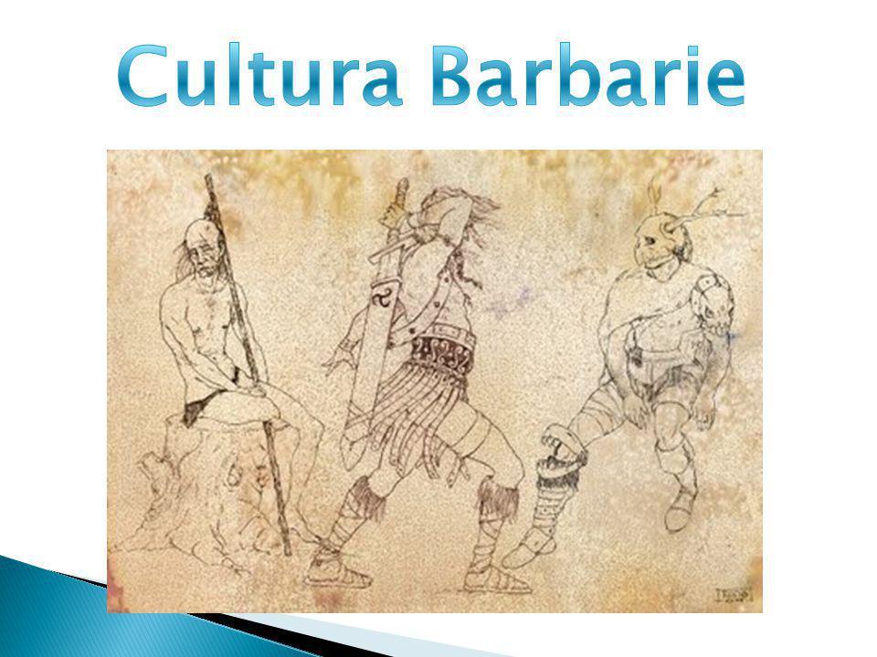 Cultura Barbarie