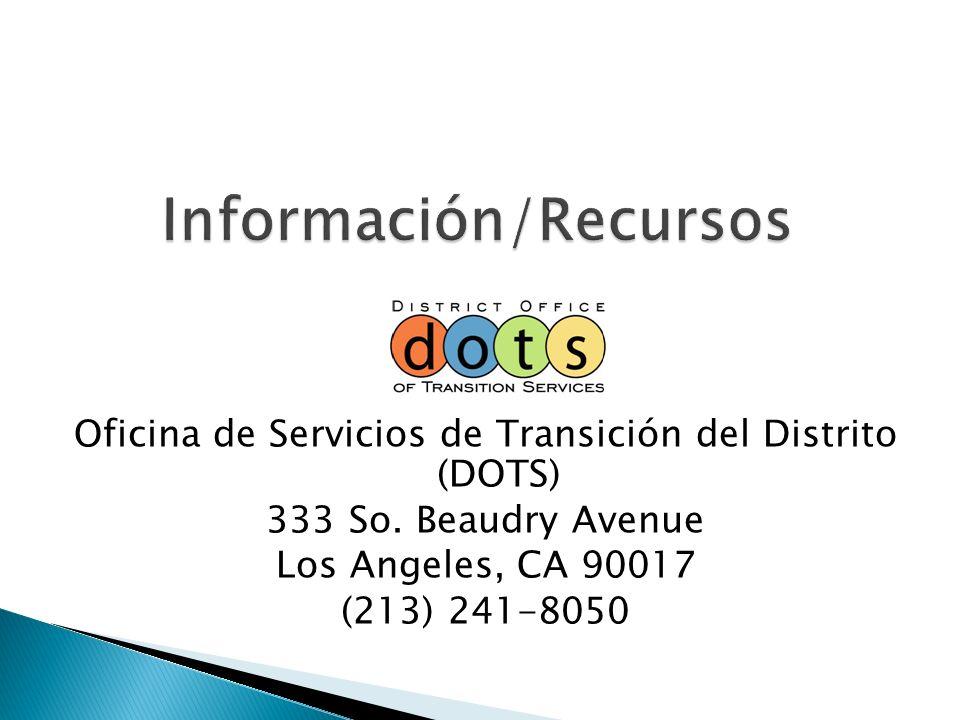 Información/Recursos