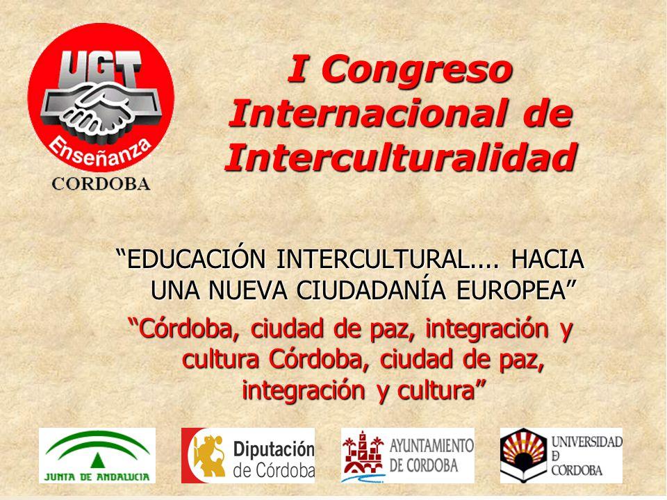 I Congreso Internacional de Interculturalidad