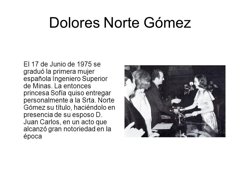 Dolores Norte Gómez