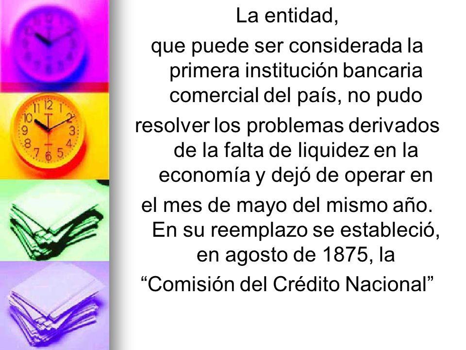 Comisión del Crédito Nacional