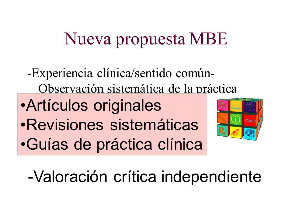 -Valoración crítica independiente