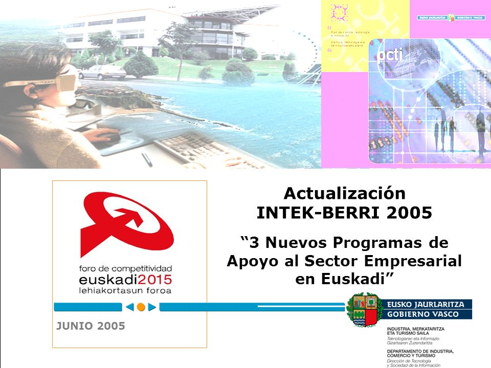 3 Nuevos Programas de Apoyo al Sector Empresarial en Euskadi